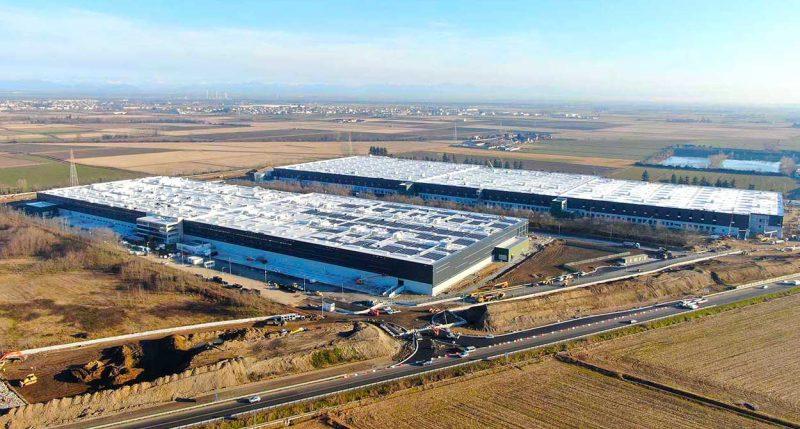 Mitsubishi Electric climatizza il nuovo polo logistico di Trecate