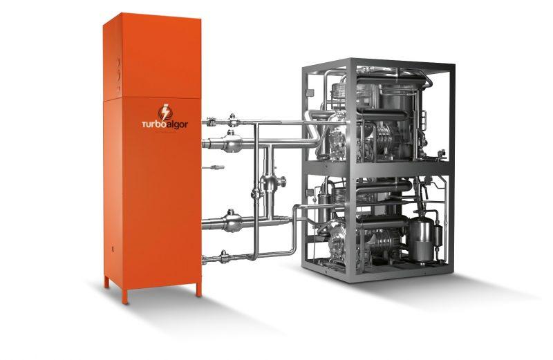 TurboAlgor Kit: da 20 a 300kW, la rivoluzione nel settore della refrigerazione