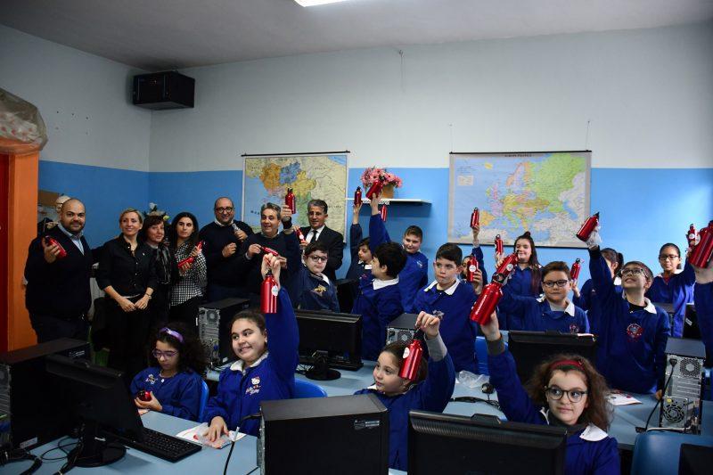 Laboratori didattici Immergas nelle scuole campane
