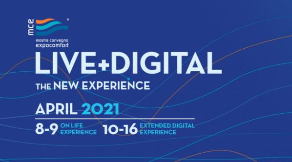 MCE Live+Digital 2021 presenta il calendario dell'evento