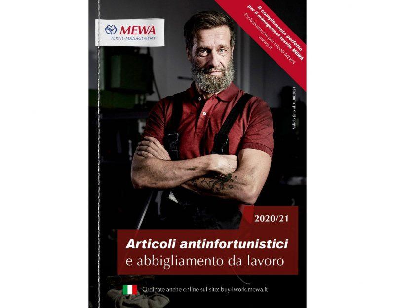 Protezione sul lavoro, disponibile il catalogo MEWA 2020/2021