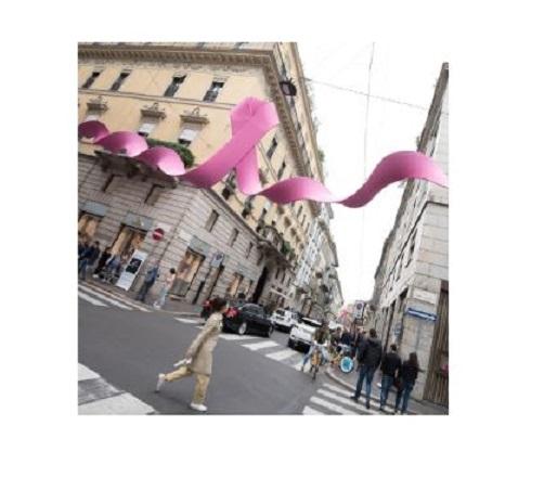 Air Liquide sponsor della Campagna Nastro Rosa