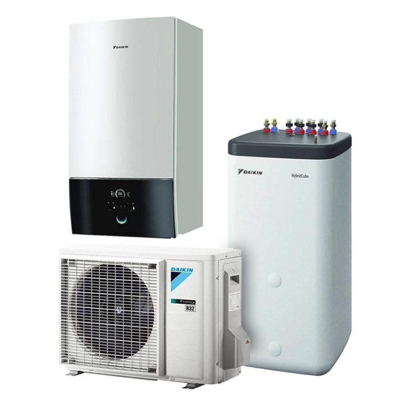L'evoluzione della pompa di calore interna per la produzione di acqua calda sanitaria