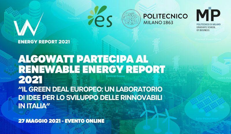 Il Green Deal europeo per lo sviluppo delle rinnovabili in Italia