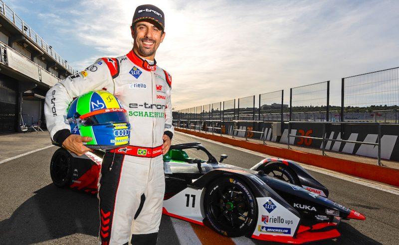 Riello UPS torna in pista con Audi Sport nel campionato della FormulaE