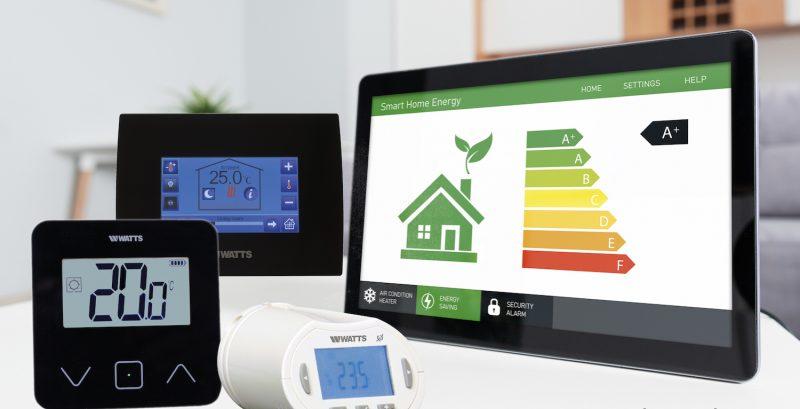 Sistema domotico Watts Vision® per la termoregolazione domestica