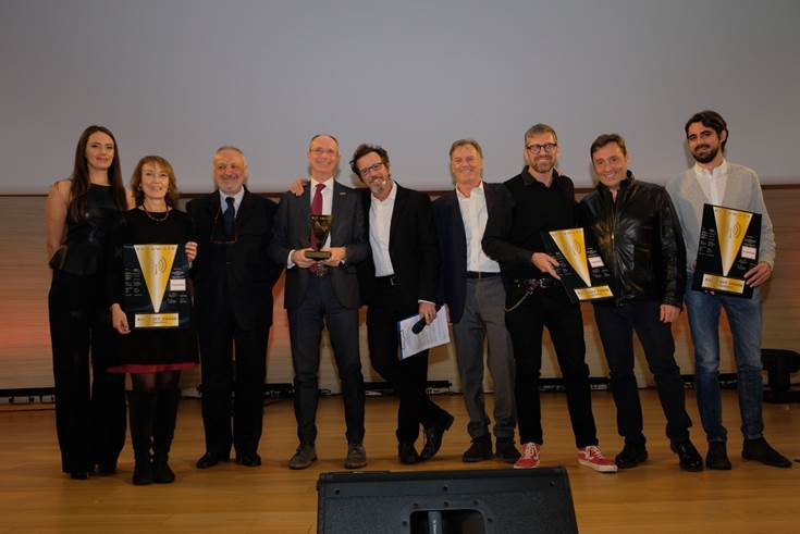 Toshiba vince il premio Radio Key Award 2017