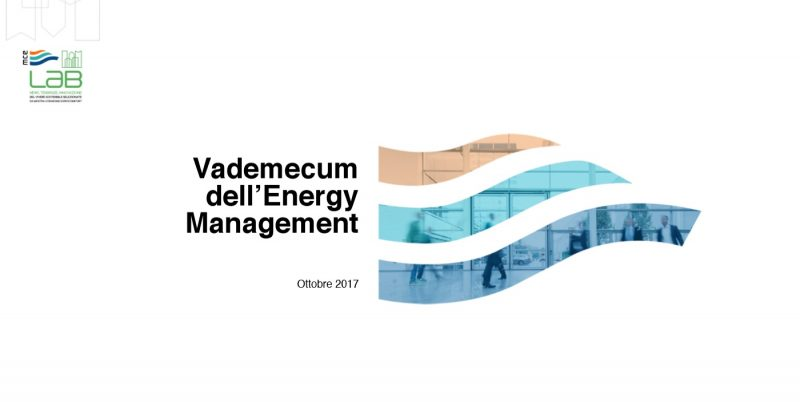 Vademecum dell'Energy Manager