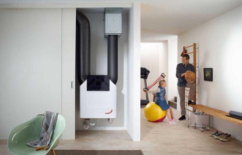 Ventilazione meccanica controllata, ricambio e qualità dell'aria nell'edilizia moderna
