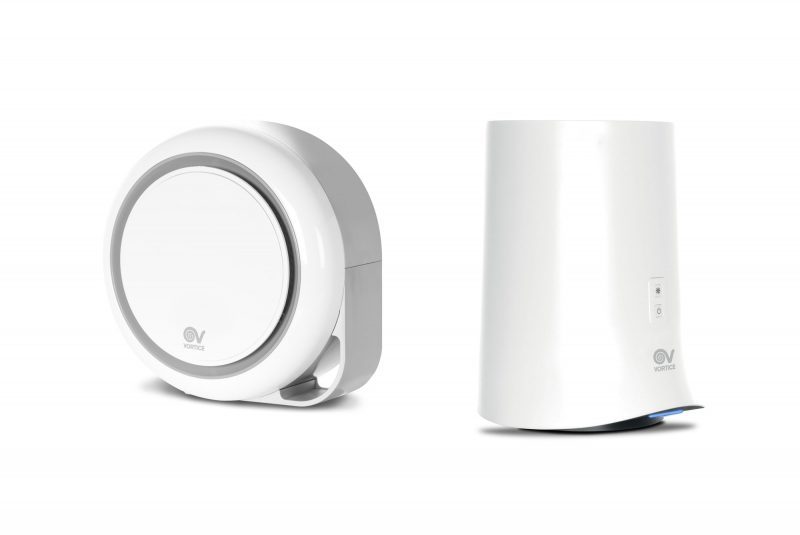 Purificatore d'aria per l'igiene degli ambienti interni