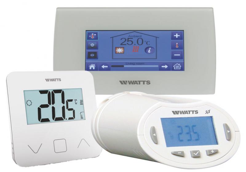 Sistema per la domotica WattsVision nei progetti di efficientamento energetico
